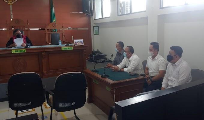 Polda Banten Menangkan Prapradilan Tersangka MA