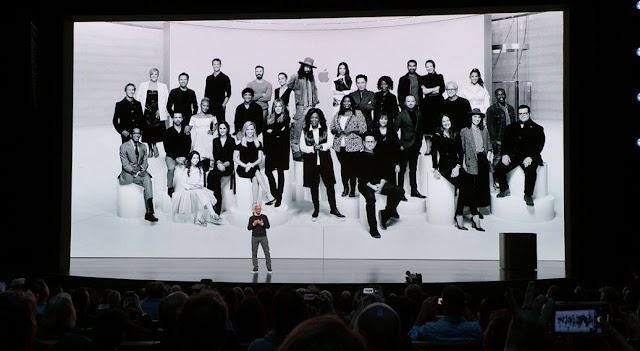 A todo vapor el futuro lanzamiento Apple TV+ y Apple Arcade
