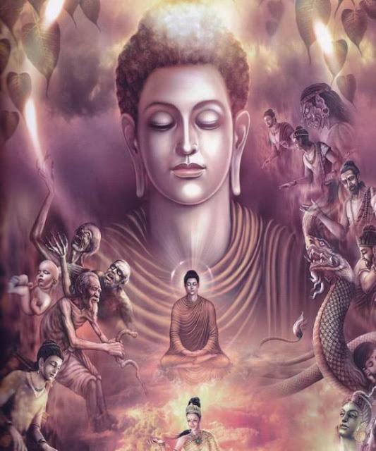 Đạo Phật Nguyên Thủy - Kinh Tương Ưng Bộ - Không thâu nhiếp
