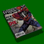 Spider-Man Comic Book- Preview Image