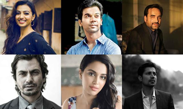 cinemawallah-Actor's-Struggle-recognition-Radhika Apte-Rajkummar Rao-Pankaj Tripathi-Nawazuddin-Siddiqui-Swara Bhaskar-Sumeet Vyas