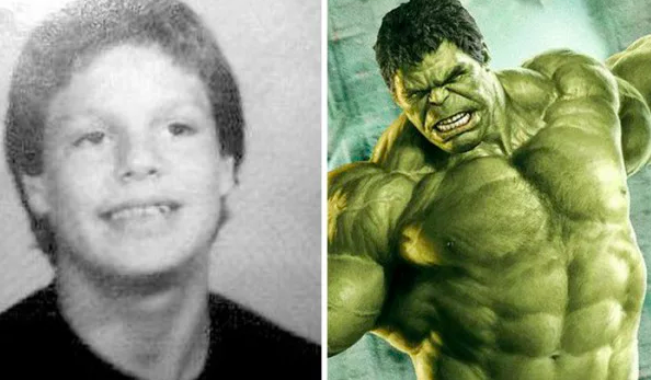 9 Adorable photos of Avengers actors when they were young children