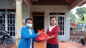 PMII Pati Salurkan Bantuan Untuk Korban Banjir di Dukuhseti