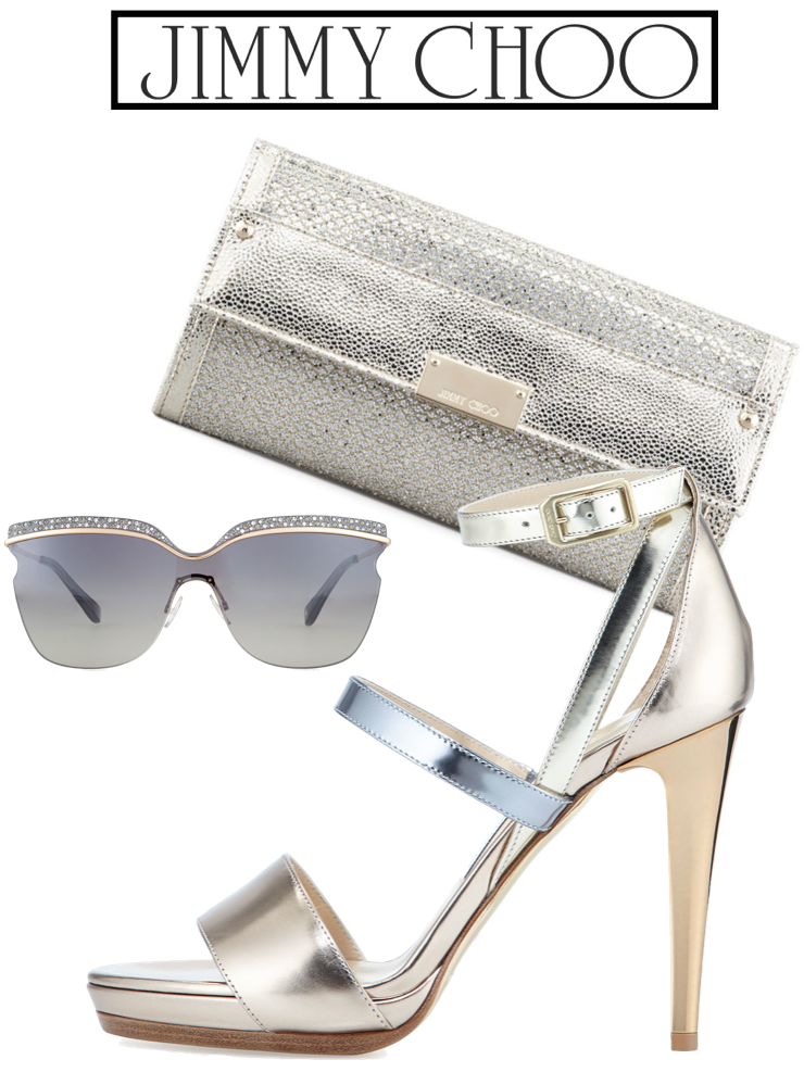Jimmy Choo Handbags and shoes