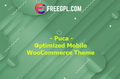 Puca - Optimized Mobile WooCommerce Theme Nulled Download Free