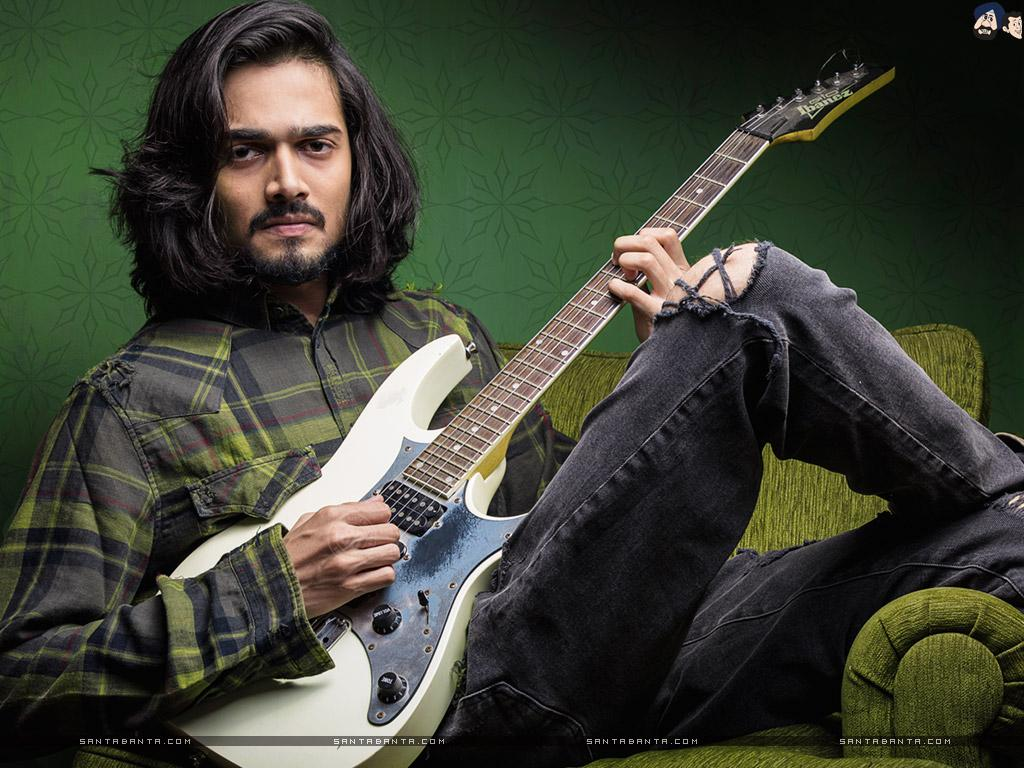 Bhuvan Bam with Guitar