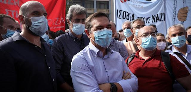 Αντεπίθεση του ΣΥΡΙΖΑ απέναντι στα μεθοδευμένα ψέματα της κυβέρνησης Μητσοτάκη