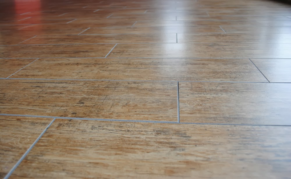 Real Wood Tiles Vs Tiles That Look Like Wood Flooring