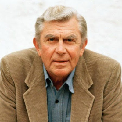 Late American Actor, Andy Griffith