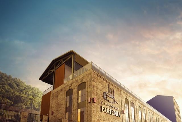 Complexo Cervejeiro da Bohemia em Petrópolis
