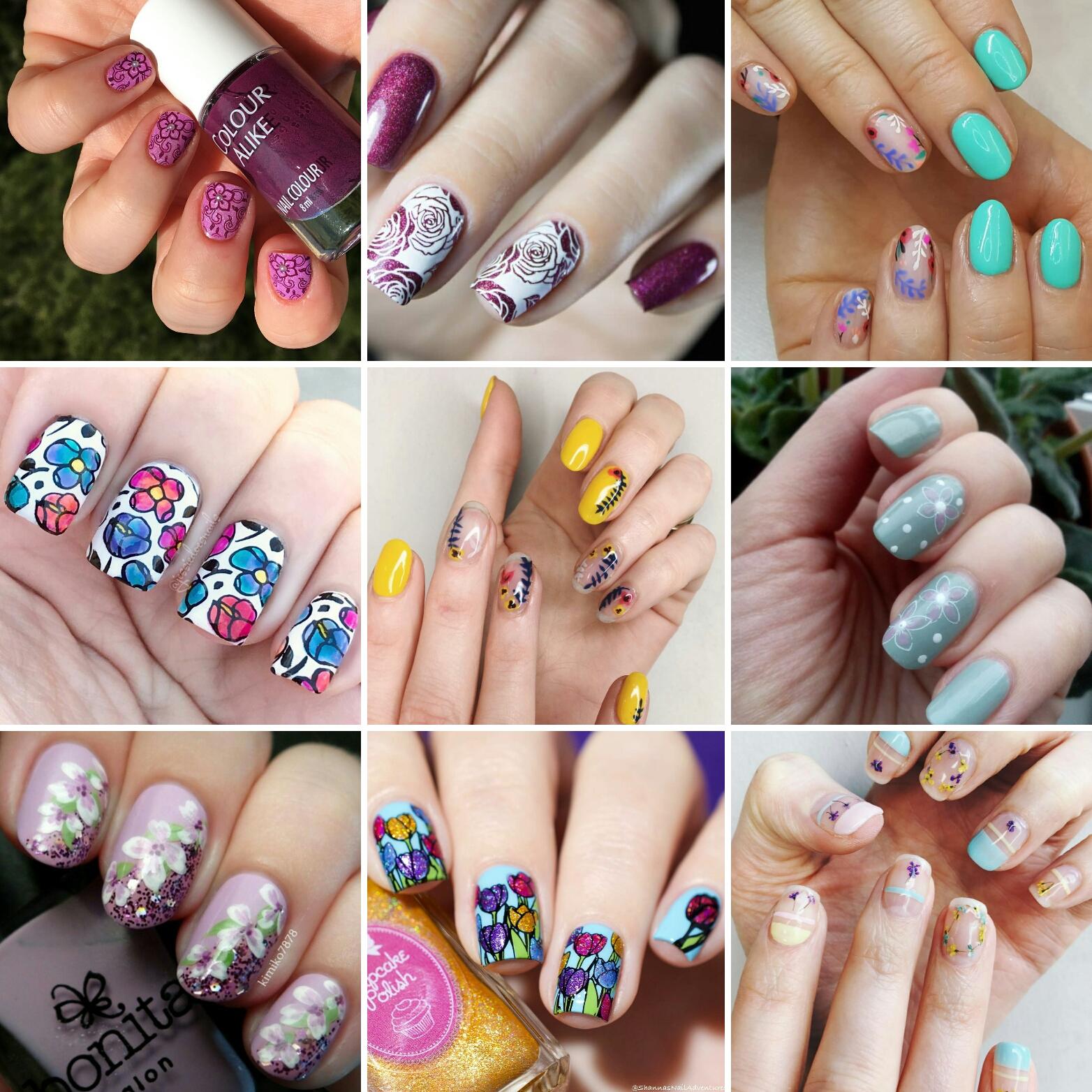 nail-art-floreali-2018