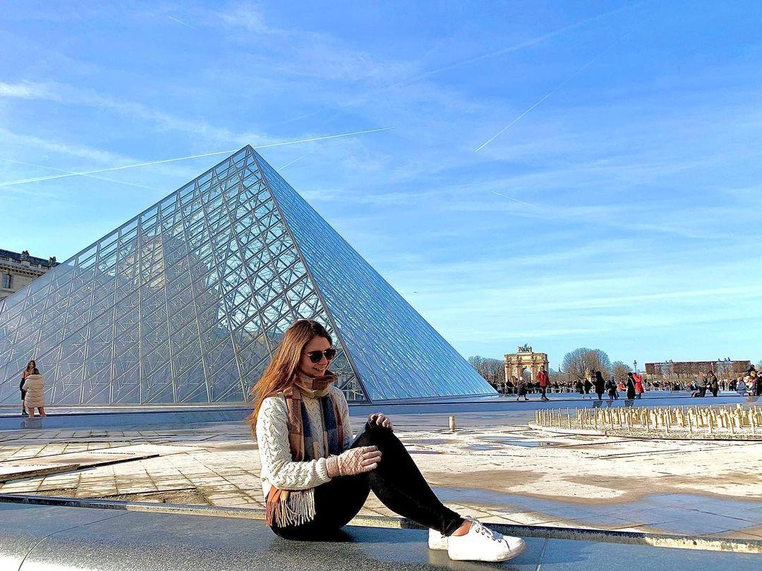 Musee Du Louvre Wisata Spot Favorit Paris