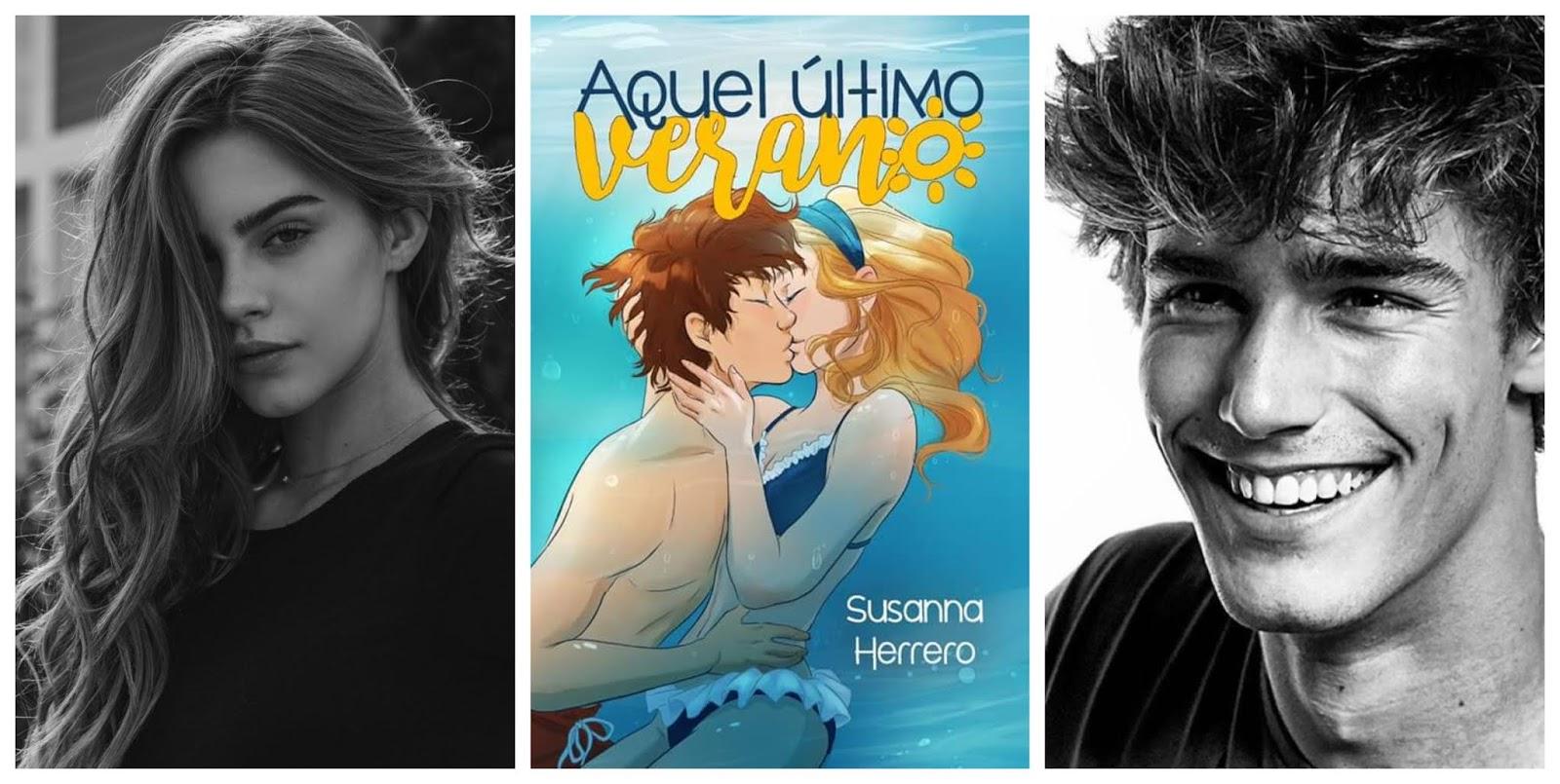 El blog de Sara Lectora: Susanna Herrero presenta... Aquel