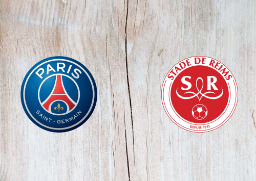 PSG vs Reims -Highlights 25 September 2019