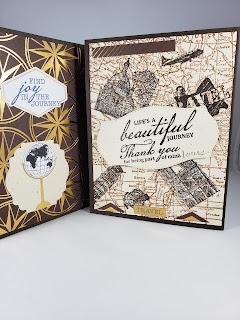 Bi-fold Card Inside
