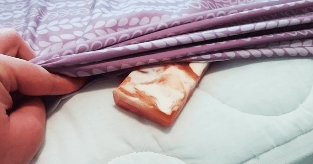 Try Slipping a Bar of Soap Under the Covers to Ease Restless Leg Syndrome