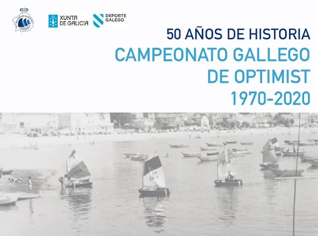 CAMPEONATO GALLEGO DE OPTIMIST - MEDIO SIGLO DE HISTORIA