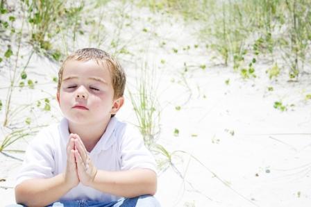Menjadi Anak Kecil Di Hadapan Allah