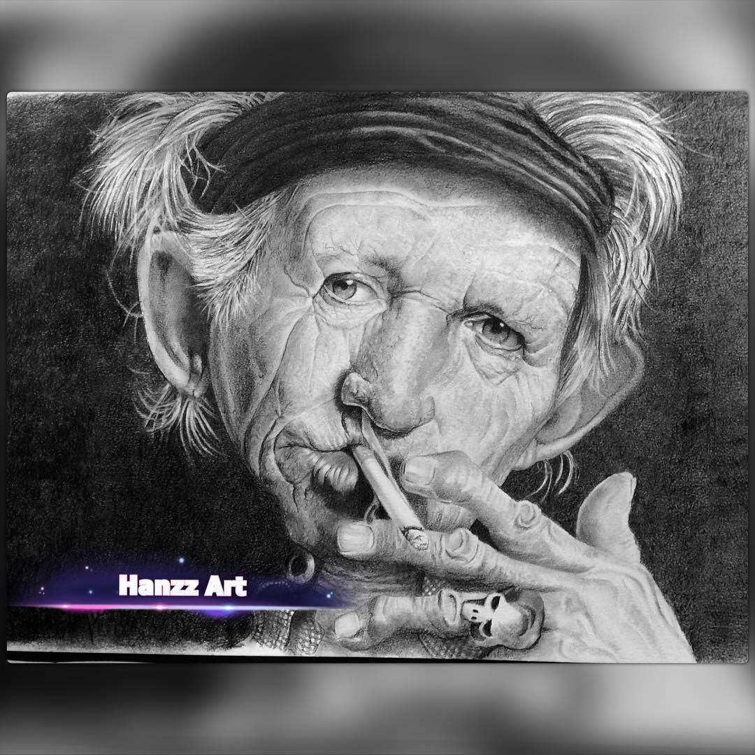 12-Hans-Deconinck-Hanzz-Art-Everyday-People-Illustrated-with-Realistic-Drawings-www-designstack-co