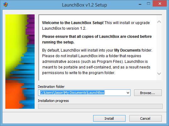 EmuCR: LaunchBox