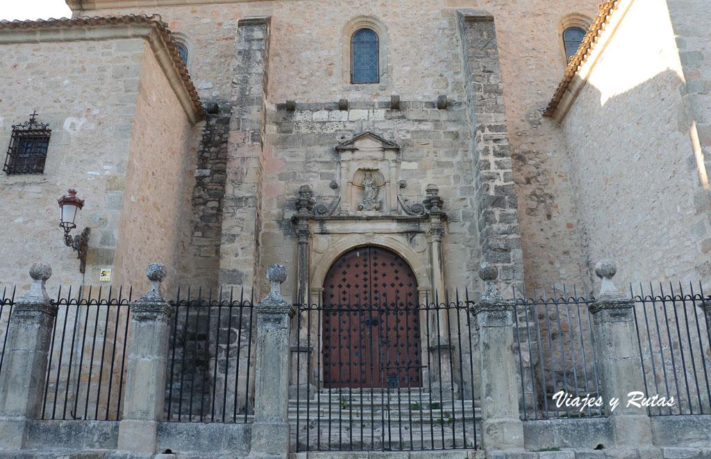 Qué ver en Cogolludo: Iglesia de Santa María