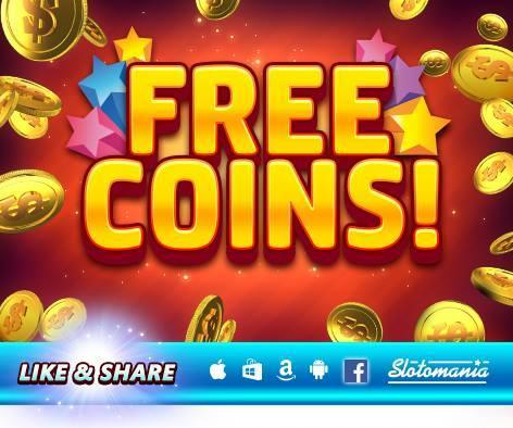 Slotomania - FREE COINS - February 12, 2016 .N01 - Daily GiftZ