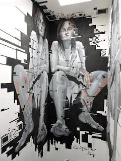 Museo de Arte Tridimensional mural