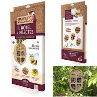 Gasco Abri Hôtel pour insectes