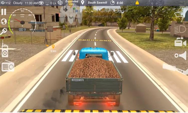 تحميل لعبة قيادة السيارات Russian Car Driver HD مجانًا