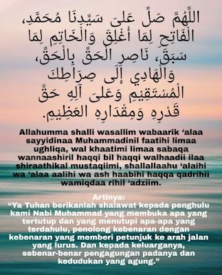 Sholawat Fatih untuk Hutang
