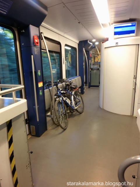 путешествие по Венгрии на велосипеде, на поезде с велосипедом по Европе