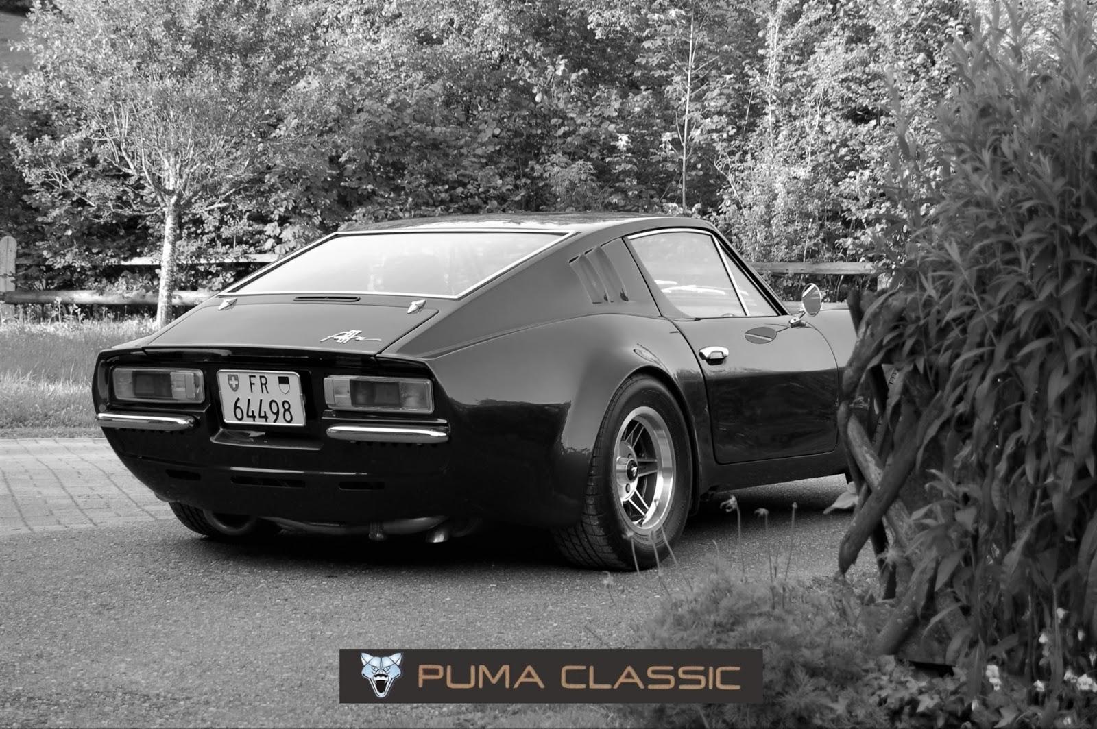 6d46424d633 Puma Classic  Puma pelo mundo - GTE 1972