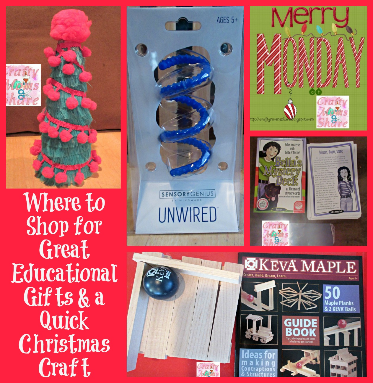 Crafty Moms Share: Merry Monday -- Where to Shop for ...