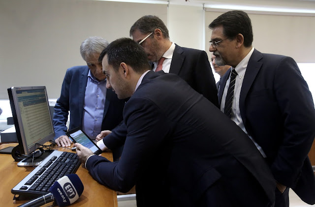 Με επιτυχία η γενική δοκιμή για τις Εκλογές της 26ης Μαΐου