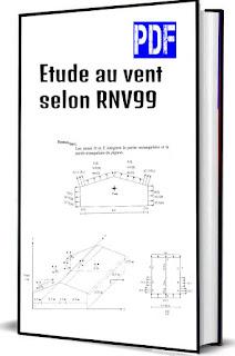 etude au vent selon rnv99 PDF