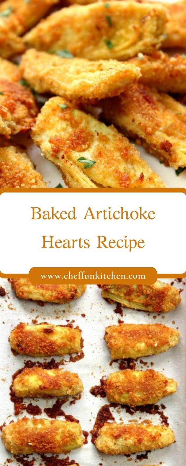 Baked Artichoke Hearts Recipe