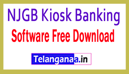 NJGB Kiosk Banking Software Free Download NJGB CSP/ Business Correspondent Softwares