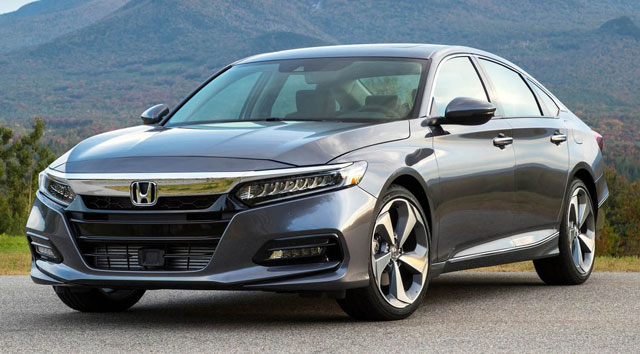 Honda Accord 2019 - View Specs, Prices, Photos & More | ...