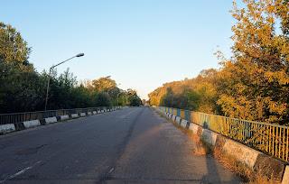 Миропілля. Міст через Псел