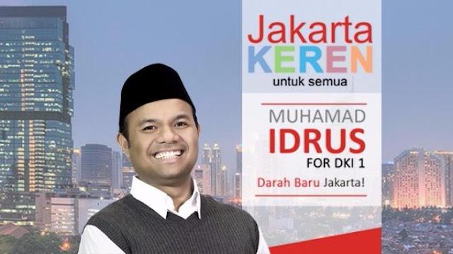 Idrus Janji Jadikan Jakarta Sebagai Pusat Fashion Muslimah Internasional