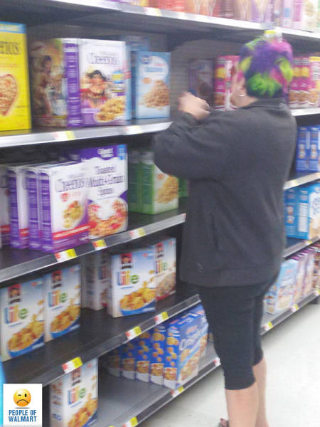 People Of Walmart Never Disappoint (29 pics)