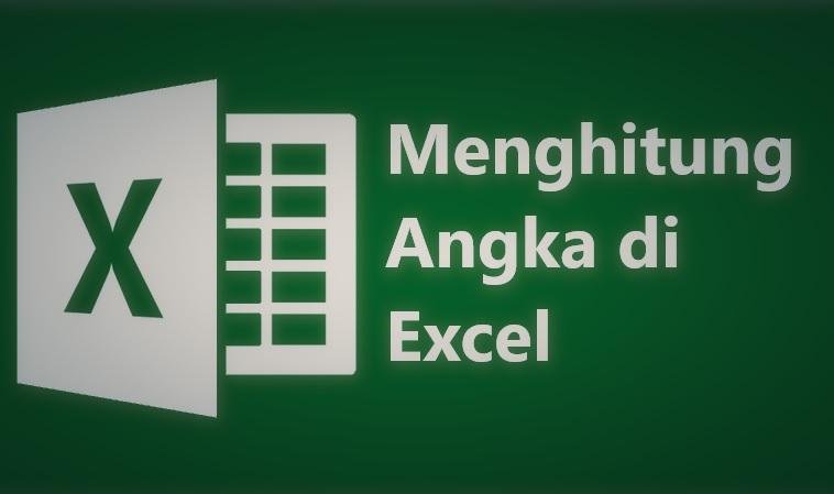 cara menghitung di excel