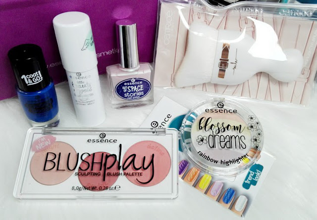 Blogger Mail: Essence and Catrice Spring Summer Update