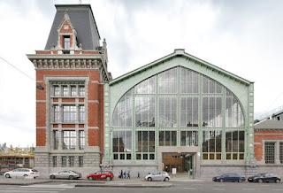 Gare Maritime Bruxelles