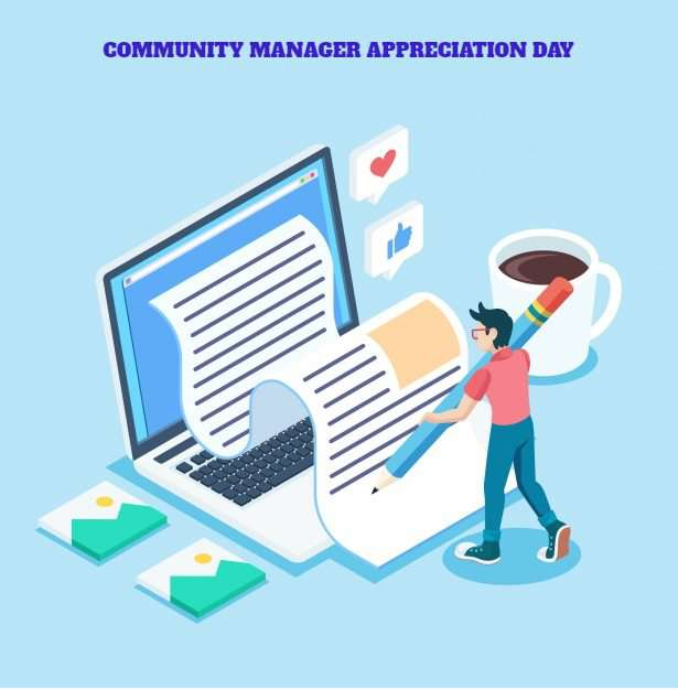 Community Manager Appreciation Day Wishes