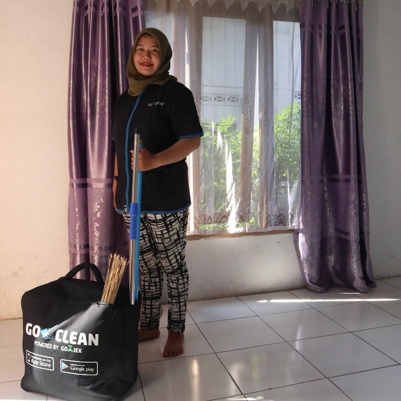 Rumah Bersih Tanpa Lelah Jelang Lebaran Berkat GO-CLEAN