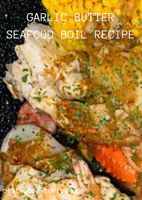 GARLIC BÙTTER SEAFOOD BOIL RECIPE