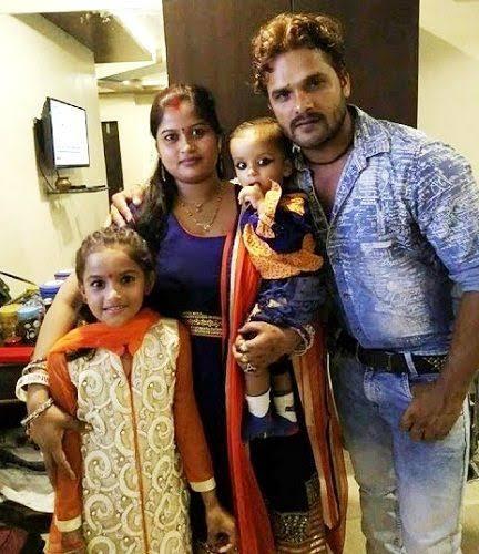 खेसारी लाल यादव की पत्नी (Khesari Lal Yadav Wife)