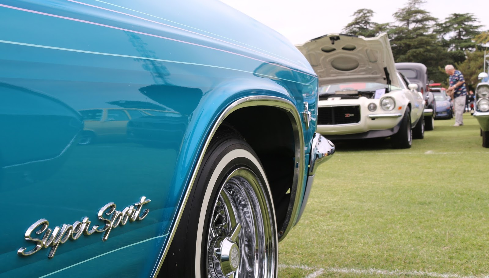 Covering Classic Cars Th Annual Classic Chevys Of SoCal Car Show - Socal car shows