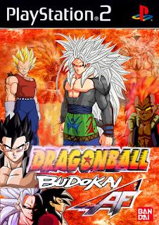 Download Dragon Ball Budokai AF HD [NTSC] PS2 ISO